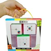 3 Stks/set 3*3*3 Speed MoYu' Magic Cubes 3x3x3 2*2*2 4*4*4 Professionele Cube 2x2x2 4x4x4 Cubo Megico