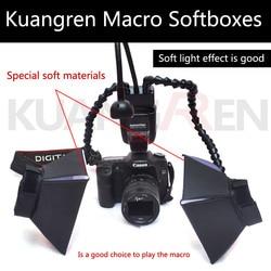 Professional folding macro lights Softboxes Kuangren Macro Professional folding macro lights Softboxes