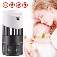 220V Home Electric LED Light Mosquito Killer Fly Bug Insect Zapper Trap Catcher Lamp for indoor bedroom