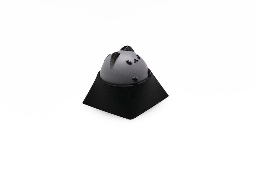 Image 5 - HAMMER BUBBLE CAT ARTISAN KEYCAP Compatible with Cherry MX Topre HHKB switches and clones black yellow green blue red pinkKeyboards   - AliExpress