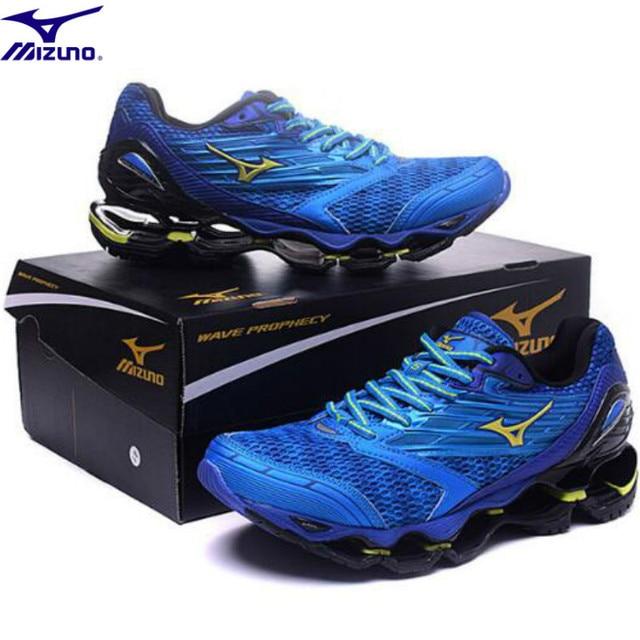 Mizuno Wave PROPHECY 7 Professional Мужская обувь кроссовки спортивные кроссовки Штангетки стабильный спортивные размер 40-45