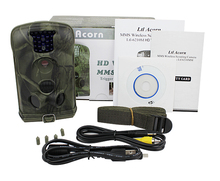 New Acorn Ltl-6210MC Wireless Trail Camera Game Scouting HD Video Hunting 940nm no-glow + Free 8GB SD Card