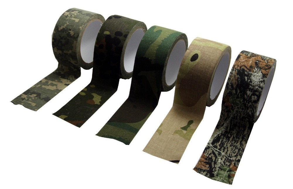Aliexpress.com : Buy Camouflage Adhesive Tape Camo Form Camouflage ...