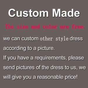 Image 5 - 2020 Noite Vestidos Elegant Ladies Evening Dresses Emerald Green Mermaid Prom Dress Reflective Dress