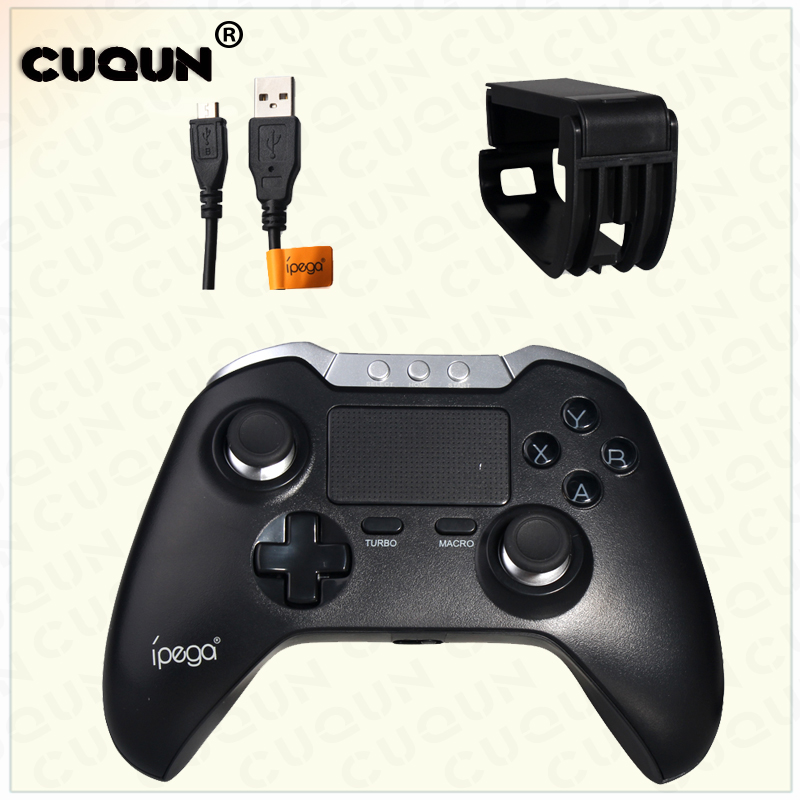 Wireless Bluetooth Gamepad Gaming Controller Joystick With Touch pad