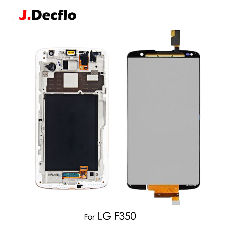 For LG Optimus G Pro 2 F350 D837 D838 LCD Display Touch Screen With/No Frame Digitizer Full Assembly Original 5.9 Black WhiteFor LG Optimus G Pro 2 F350 D837 D838 LCD Display Touch Screen With/No Frame Digitizer Full Assembly Original 5.9 Black White
