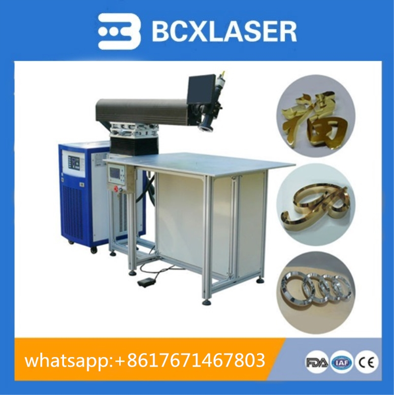 Made in China high speed channel letter signs laser welding machine with cheap price for ...