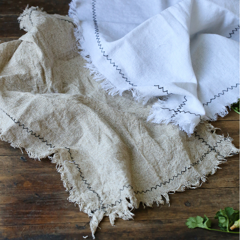 Simple style Flax Napkin Cloth 32*50cm Photography Art Accessories Background Towel for Photos Studio Desktop Shooting Backdrops