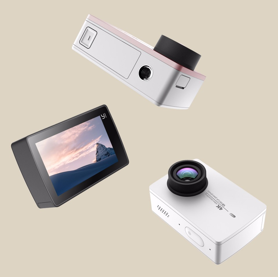 4K Action Camera International Version Edition Ambarella A9SE