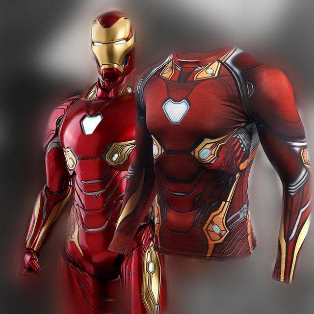 Marvel Avengers: Infinity War Iron Man Tony Stark 3D