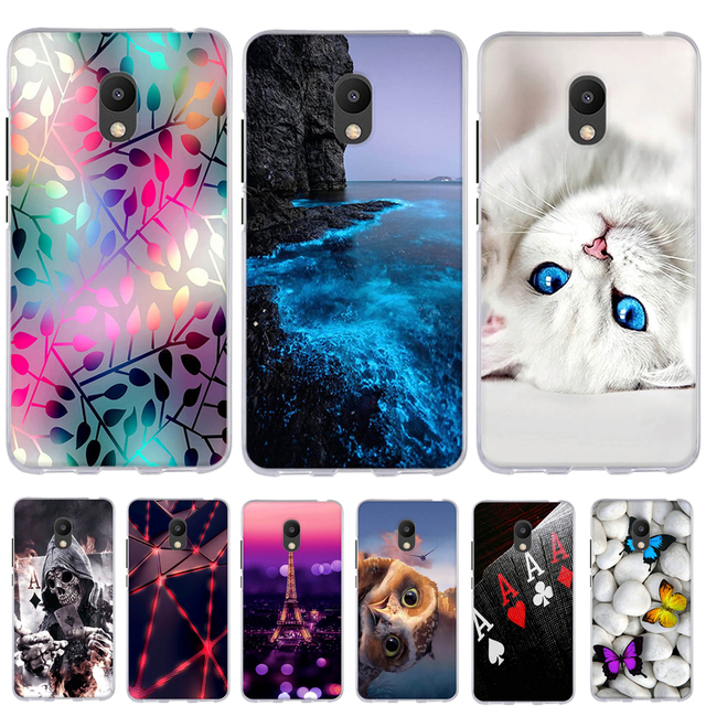 For Coque Meizu M6 Case Cover Silicone 3D TPU Funda for Meizu M6 Cover Protective Bumper for Meizu 6 Meize M6 M 6 Phone Case