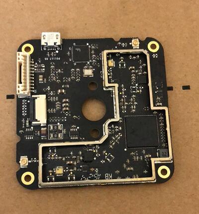 DJI  Phantom 3 standard P3S gimbal controller PCB  module  Genuine Repair Parts Replacements DRONE yaw arm ribbon cable kit gimbal repair for dji phantom 3 repair accessories