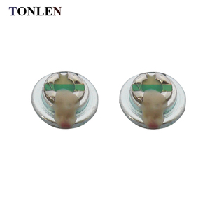 TONLEN 10pcs 10mm In Ear Earph