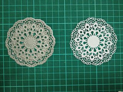 Flower bottom Metal Die Cutting Scrapbooking Embossing Dies Cut Stencils Decorative Cards DIY album Card Paper Card Maker design personalized printing red wedding invitations cards blank paper card kit laser cut lace flower convite pack of 50