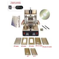 Обновлен LY 998 5 в 1 рамка, станок сепаратор вакуум ЖК дисплей аппарат для разделения деталей и удаления клея рамка ламинатор подогреватель с ф