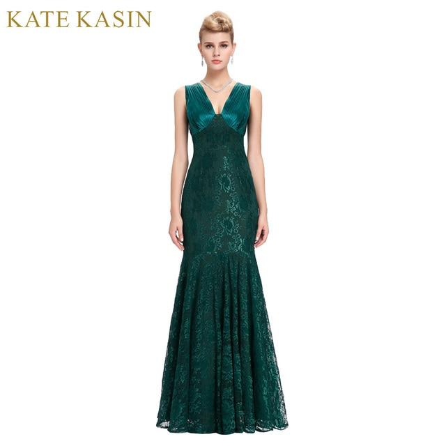 Abendkleid grun lang cocktailkleid