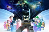 Hot Network Game Lego Batman 3 Leap In Costa Rica Printed Painting Oil Painting On Canvas