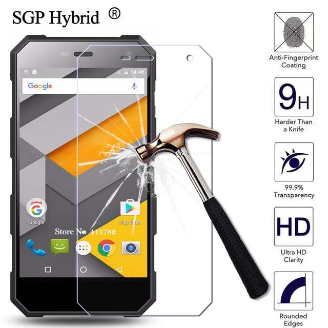 Screen Protector Tempered Glass Film For NOMU S30 S10 Case Cover on NOMU S 30 S 10 9H 2.5D Premium Protective Films Case 2pcs