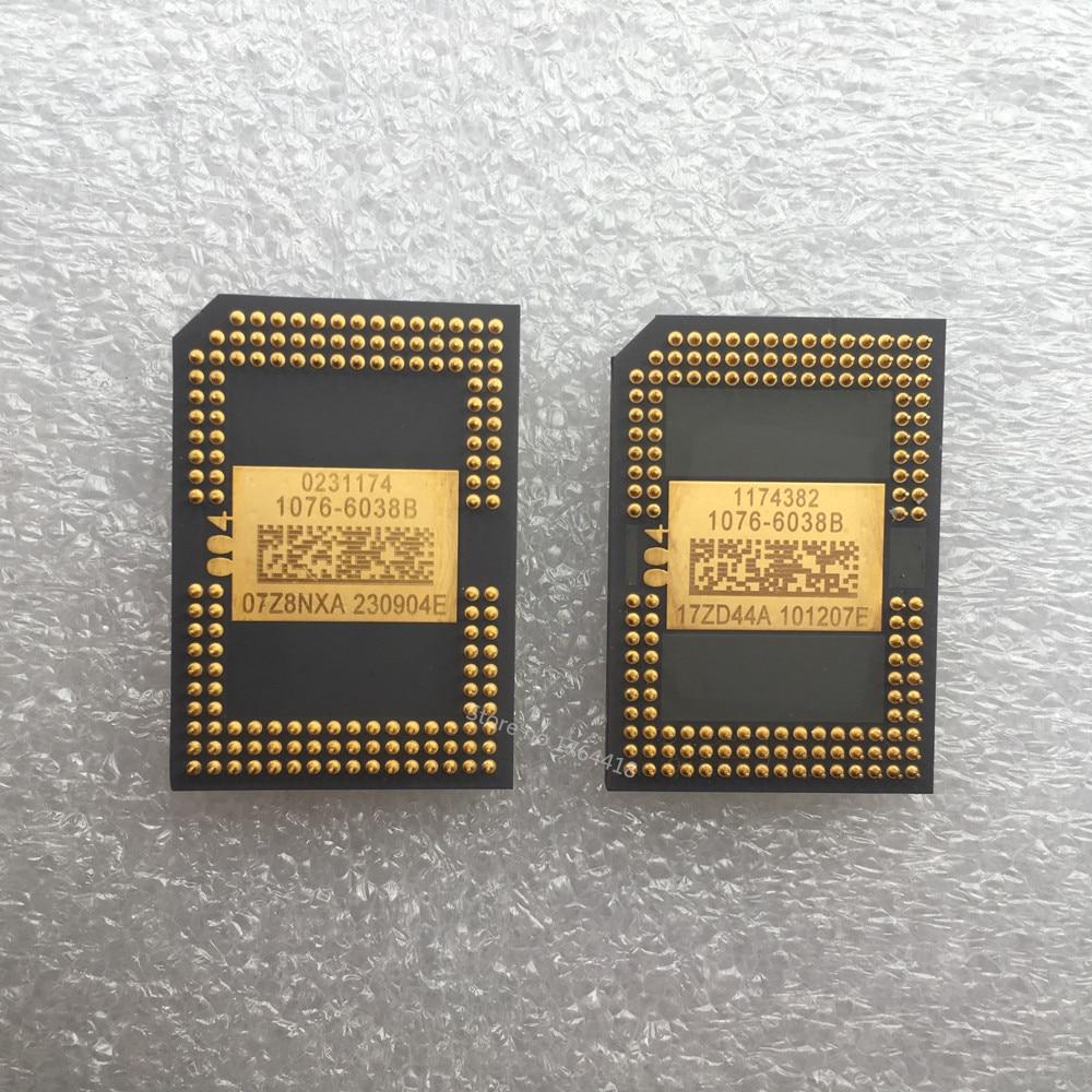 NEW original Projector DMD Chip 1076-6038B 1076-6039B 1076-6138B 1076-6339B 1076-6439B 1076-6438B for BenQ NEC Sharp Projector цена и фото