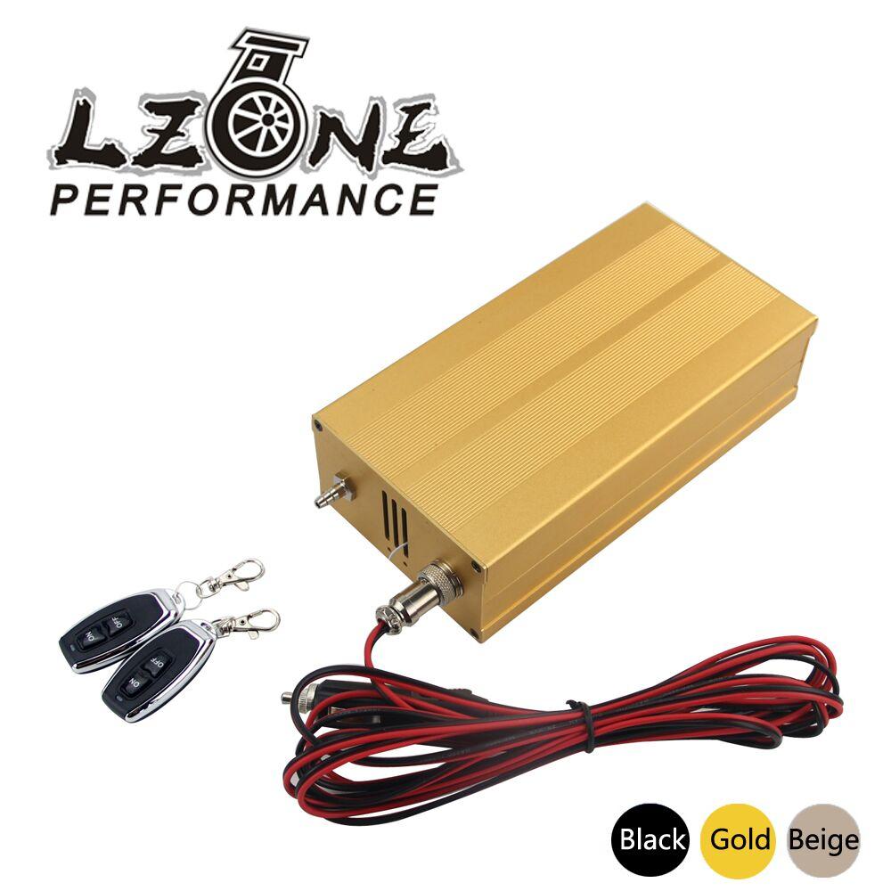 LZONE-Contrôle Soupape D'échappement/Découpe Sans Fil télécommande Interrupteur JR-ECV-ACC03