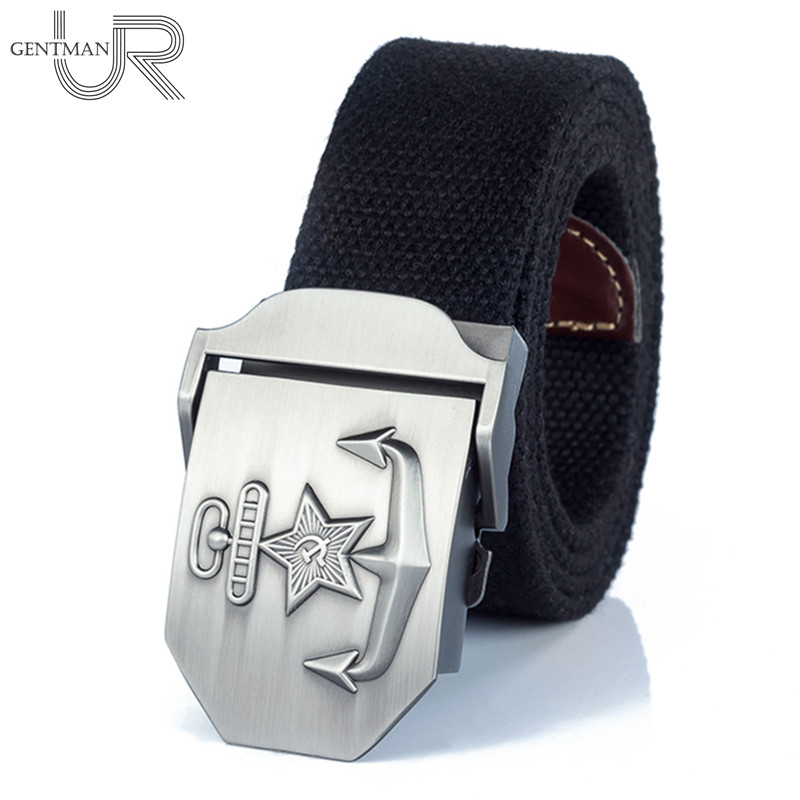 New Men & Women High Quality Military Belt Navy Of The USSR Canvas Strap Patriotic Retired Soldiers Jeans Tactical Belt