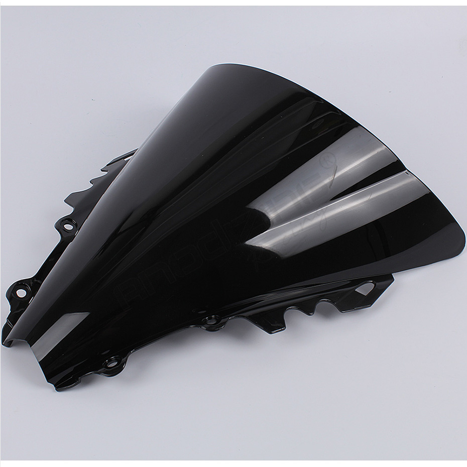 Windshield Windscreen Double Bubble For Yamaha Yzf R6 2006 2007 Nmax 40cm Sporty In Windscreens Wind Deflectors From Automobiles Motorcycles On