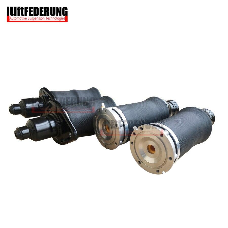 Luftfederung 4 PCS Arrière Air Printemps Suspension Air Strut Avant Réparation Kits Fit Vérification A6 C5 4Z7616051A (52A) 4Z7616051B (51D)