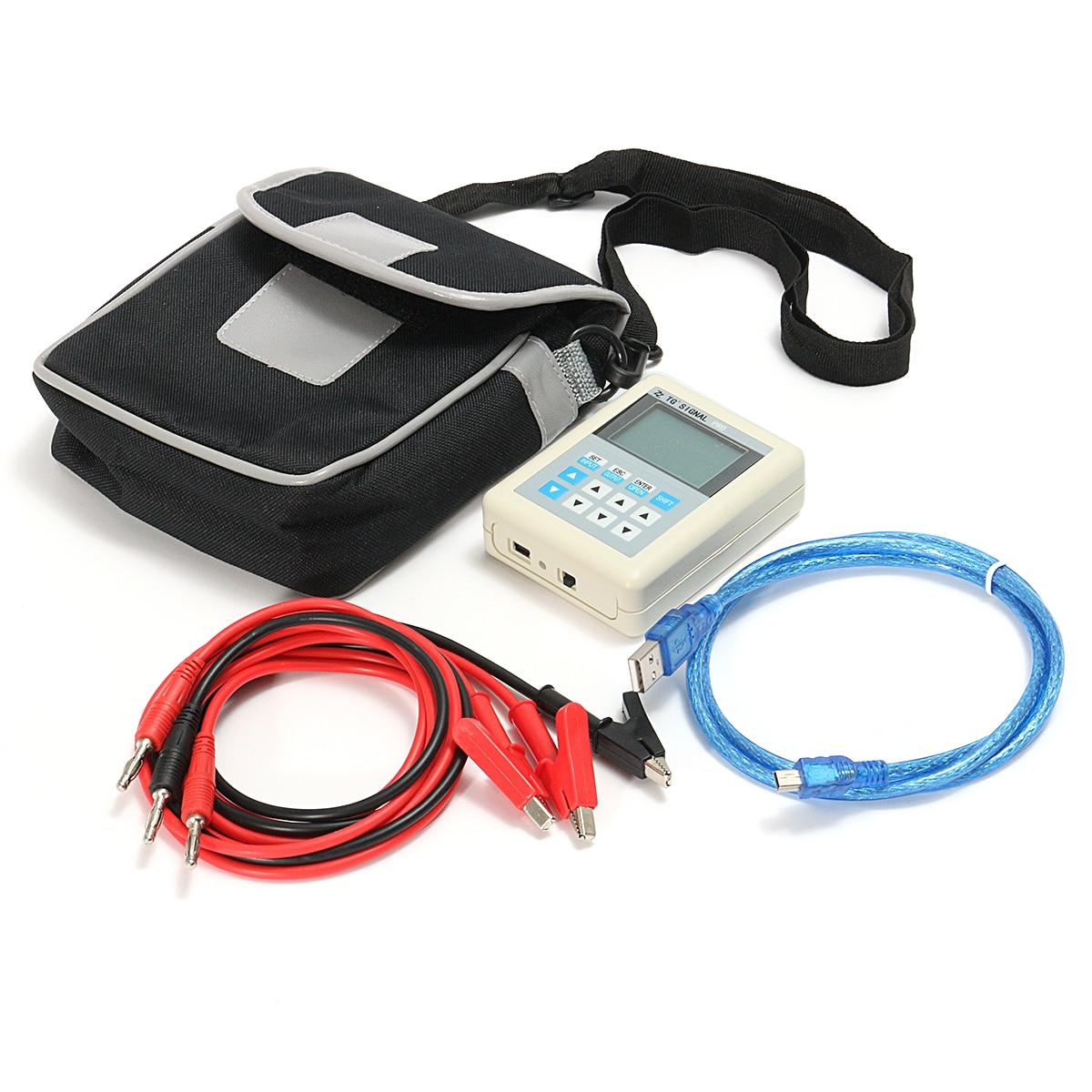 4 pièces 4-20mA générateur de Signal de courant 0-10 V générateur de Signal de tension Source émetteur enregistreur PLC étalonnage de la vanne - 5