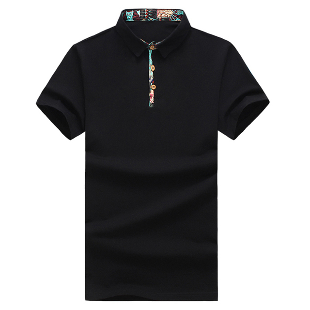 Polo Shirt Men Brand Folk Custom Polo Homme Casual Turn Down Collar Mens Polo Shirts Summer 2016 Short Sleeve Polo Shirt Men