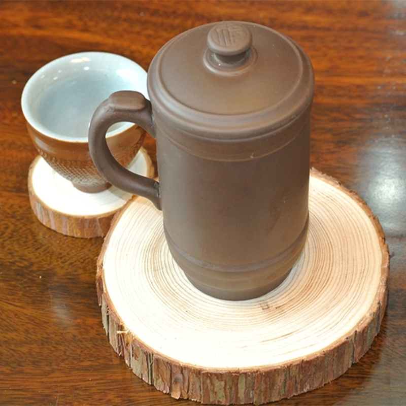 Γάμος διακόσμηση στρογγυλά ξύλινα - Προϊόντα για τις διακοπές και τα κόμματα - Φωτογραφία 5
