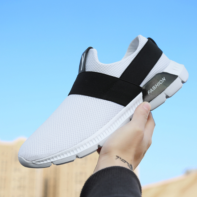 promo code 8272f 39e8d New Hot Sale Brand Sport Running Shoes For Men Original Outdoor Trainers  Breathable Gym Athletic Mens Tracking Trail Sneakers-in Running Shoes from  ...