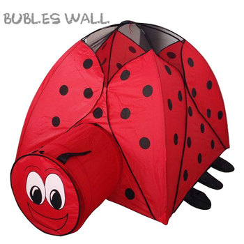 Pop Up Tent Kids | Bubles Wall Children's Laybird Tent Toys Cartoon Animal Kids Play House Outdoors Large Pop Up Toy Play Tents Indoor