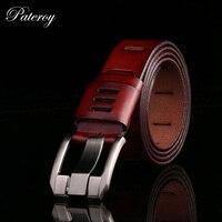 Designer Belts Men High Quality Mens Belt Luxury Genuine Leather Belt Men Cowboy Pin Buckle Cinturones