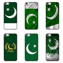 Soft TPU Bags Cases For Xiaomi Mi3 Mi4 Mi4C Mi4i Mi5 Mi 5S 5X 6 6X A1 Max Mix 2 Note 3 4 Pakistan Flag