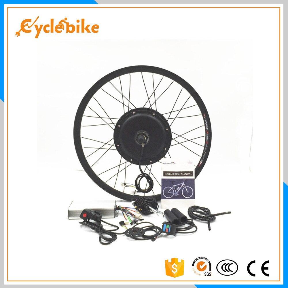 Front or rear motor 40km/h 36v 500w DIY Electric bike kit Ebike kit wheel kit for 20 24 26 28 700c eunorau 48v1000w 26 27 5 28 rear wheel hub motor electric bike kit cheap ebike conversion kit free shipping
