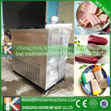Southeast Asia popular air cooling popsicle making machine in snack machine 110V by sea