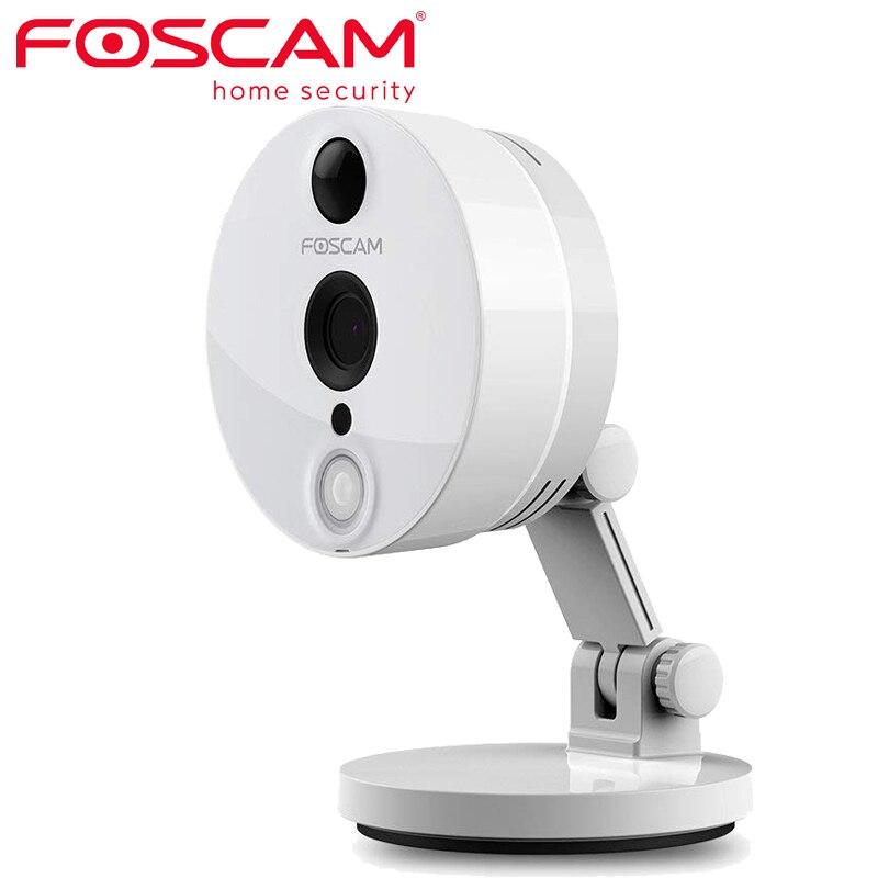 Foscam C2 1080 p WiFi CCTV de Sécurité Intérieure Caméra IP avec Vision Nocturne Détection de Mouvement 2-Façon Audio