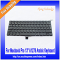 "Arabic Keyboard For Macbook Pro 13"" A1278 2009 2010 2011 2012"
