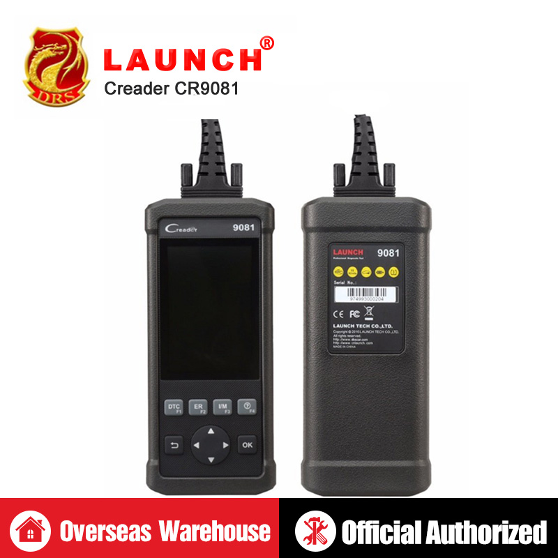 Launch CReader 9081 CR9081 Full OBD2 Diagnostic Tool Scanner Auto Code Reader Automotive Scanner Pairing Car Emissions AnalyzerLaunch CReader 9081 CR9081 Full OBD2 Diagnostic Tool Scanner Auto Code Reader Automotive Scanner Pairing Car Emissions Analyzer