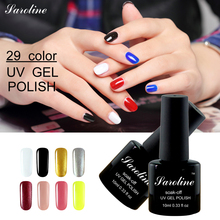 Saroline UV Gel Nail Polish 29 Gorgeous lucky Colors The Best soak off Gel Nail Polish Nail gel Varnish vernis semi permanent