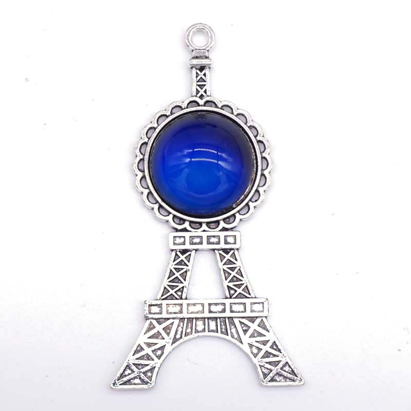 Newest mood pendant vintage tower shape with mood stone alloy color newest mood pendant vintage tower shape with mood stone alloy color change mood necklace pendants in pendants from jewelry accessories on aliexpress aloadofball Gallery