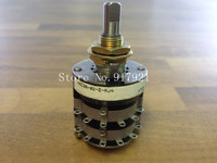 [ZOB] The United States GRAYHILL 44D30 02 2 AJN band switch rotary switch genuine original