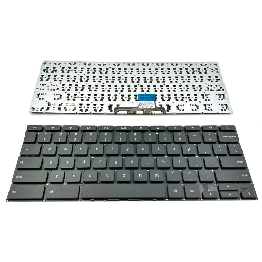 New Laptop Keyboard for Asus Chromebook C200 C200M C200MA C200MA DS01 C200MA EDU US Without