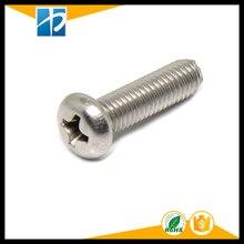 (screw set 250PC) metric thread M1.4*3,4,5,6,8 Stainless Steel Phillips Pan Round Head Micro model Electric M1.4 machine Screw
