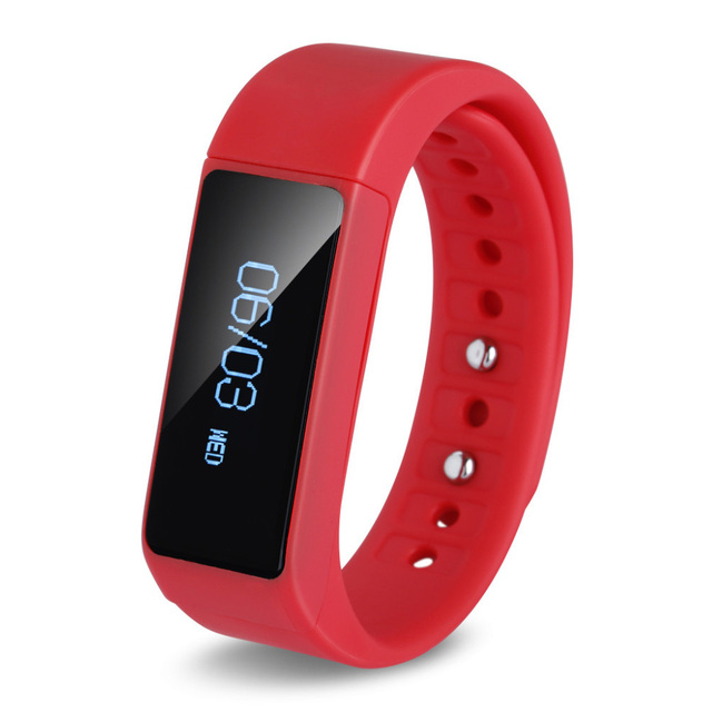 2016 Hot Bluetooth Smart Wristband I5 Plus Smart Bracelet Android Band Touch Screen Fitness Tracker Healthy Smart Wristwatch