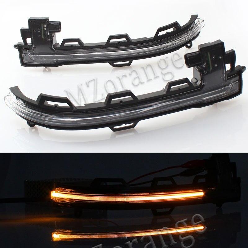Car Rearview Mirror LED Turn Signal Lights Side Repeater Lamp for BMW X3 F25 X4 F26 X5 F15 F85 X6 F16 F86 2011 2012 2013 2014