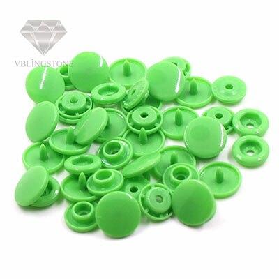 20 комплектов KAM T5 12 мм круглые пластиковые застежки кнопки застежки пододеяльник лист кнопка аксессуары для одежды для детской одежды Зажимы - Цвет: B14