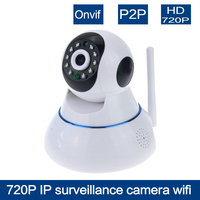 YUNSYE HD 720P Wireless IP Camera Wifi Onvif Video Surveillance Security CCTV Network Wi Fi Camera