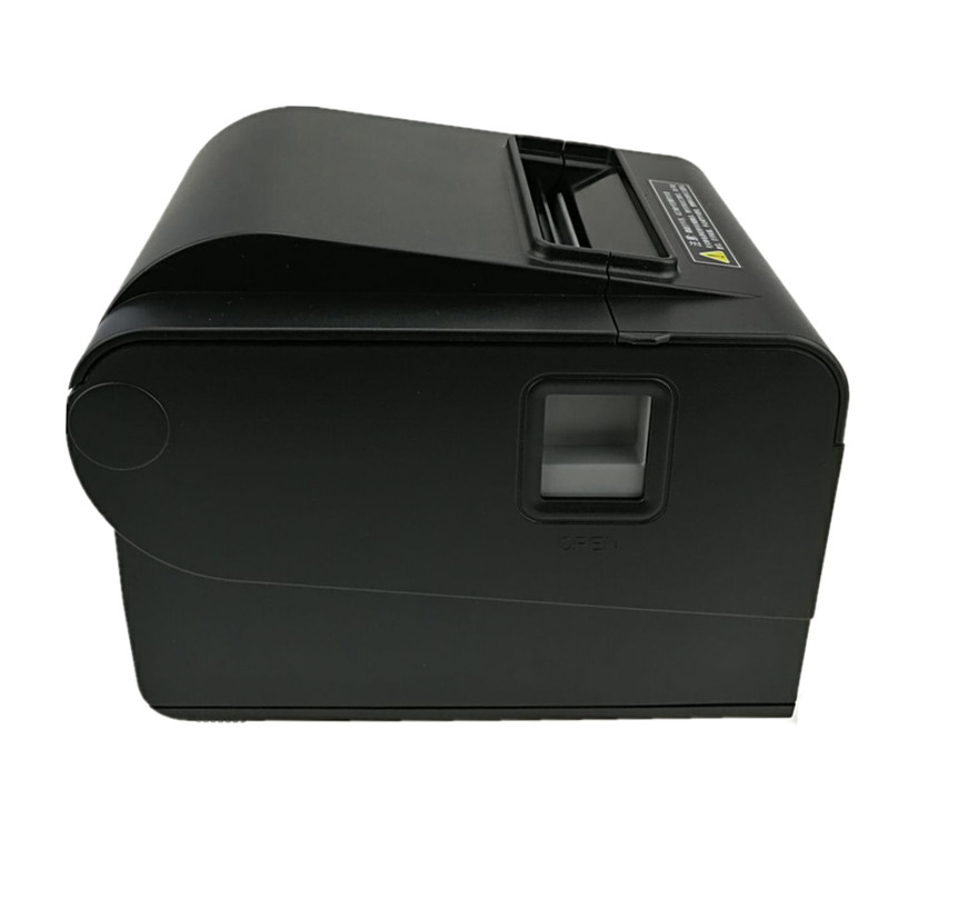 wholesale 2017new high-quality 80mm thermal Small ticket  receipt printer automatic cutting printing USB port or Ethernet port serial port best price 80mm desktop direct thermal printer for bill ticket receipt ocpp 802