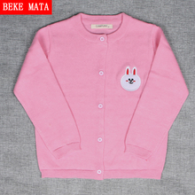 1 5Y Baby Sweaters For Girls Kids Clothes Autumn 2016 Casual Cotton Warm Sweater Boy Knitted